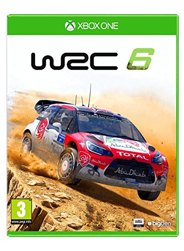 wrc 6 xbox one review xbox one racing wheel pro. Black Bedroom Furniture Sets. Home Design Ideas