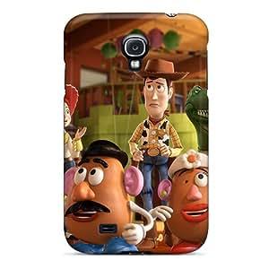 Samsung Galaxy S4 LZM9260XXuq Customized Nice Toy Story Series Great Hard Cell-phone Cases -AlissaDubois