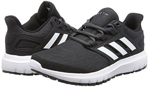 0 noir Carbone Homme De Chaussures Blanc Noir Adidas Energy Cloud Course 2 Pour 1xA4n7CTqw