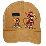 Nusajj Odin Sphere Leifdrasir Velvet Unstructured 100% Cotton Caps Design for Males Brown One Size