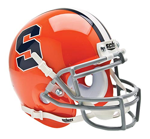 NCAA Syracuse Orangemen Collectible Mini Helmet