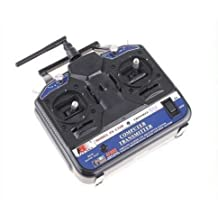 JMT®FlySKY FS 6CH 2.4G FS-CT6B RC Transmitter & receiver Remote controller 6 channel for Heli/Airplane/Glid/Copter