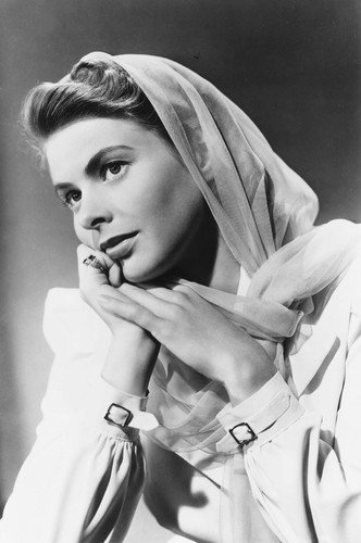 Ingrid Bergman today