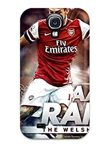 Case Cover Aaron Ramsey/ Fashionable Case For Galaxy S4