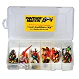 Panther Martin Trout Kit, 36 Piece, Outdoor Stuffs