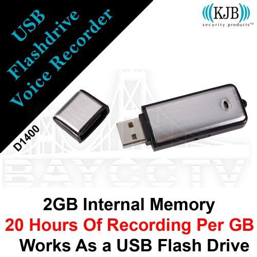 USB Keychain Digital Voice Recorder product image