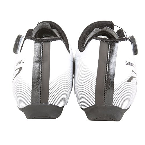 Shimano Scarpa Shimano Road SH-RC700 Unisex White Size 42