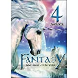 4-Movies Fantasy Adventure Collection V.4: Little Unicorn / The Fairy King of Ar / The Last Leprechaun / The Magic Door