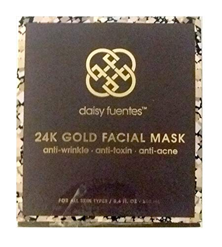Daisy Fuentes, 24K Gold Facial Mask. Anti-wrinkle, for sale  Delivered anywhere in USA