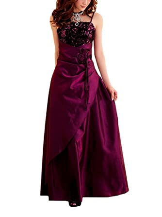 Vip Dress Evening Gown In Purple Size 24 Amazoncouk Clothing