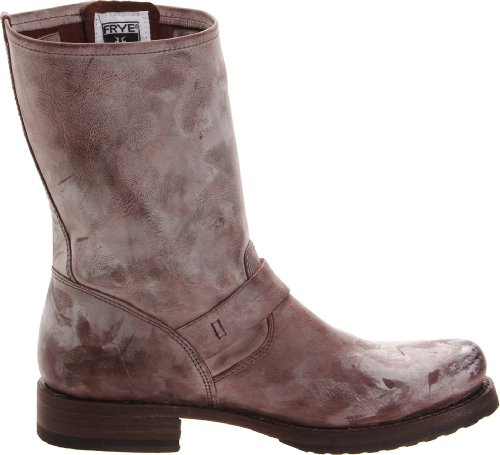 Veronica Short Stone Brown Frye Dark Wash Women's Boot pfxnvqUw