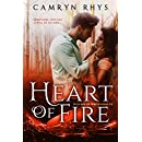 Heart of Fire: a Moonbound World series (Witches of Whitewood Book 2)