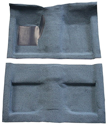Factory Fit - ACC 1965-1968 Ford Mustang Carpet Replacement - Loop - Complete   Fits: Convertible