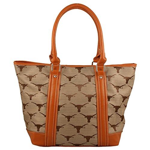 TEXAS LONGHORNS Signature Line Ladies Purse Handbag NWT Style -