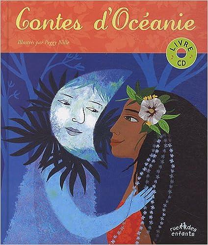 Livres Contes d'Océanie (1CD audio) pdf, epub