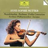 Music : Violin Concerto (+ Brahms: Violin Concerto) [Masters]