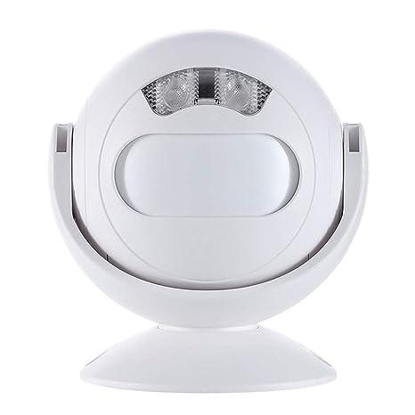 Campana de recepción, 4 en 1 Alarma Campana PIR Sensor de ...