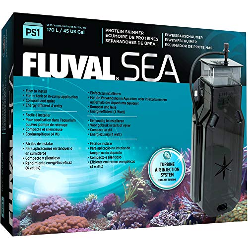 Fluval Sea PS1 Protein Skimmer for Aquarium ()