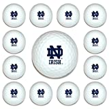 NCAA Notre Dame 12-Pack Team Golf Balls, Outdoor Stuffs