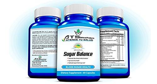 Sugar Balance ATS - All Natural - Lower Blood Sugar
