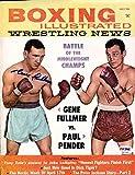 Gene Fullmer & Paul Pender Autographed Boxing