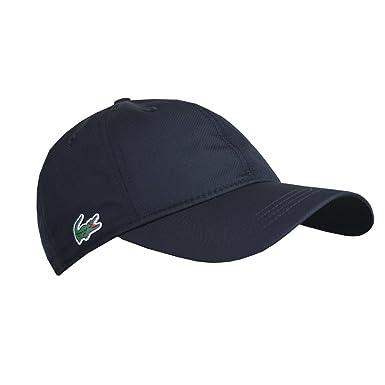 031d3826cfc Lacoste RK2447 Sports Cap 166 Navy  Amazon.co.uk  Clothing