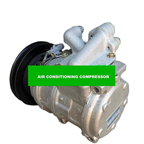 GOWE AIR CONDITIONING COMPRESSOR for 10PA17C A/C AIR CONDITIONING COMPRESSOR PUMP FOR CAR TOYOTA PRADO 95 SER 96 - 02.