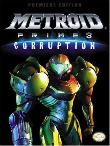 Metroid Prime 3: Corruption - Prima Official Game Guide
