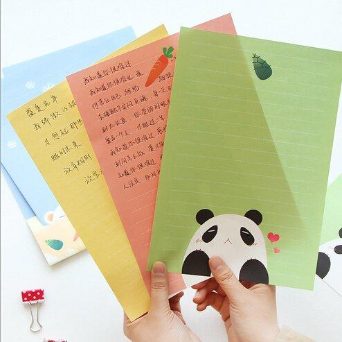 Stationery Letter - 8