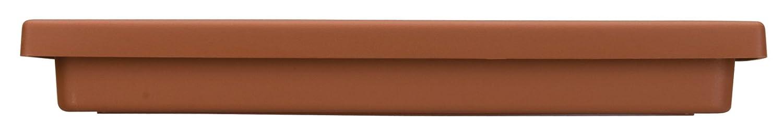 Akro-Mils SRO15500E35 15.5 Inch Accent Planter Tray, Clay color, 14-Inch Akro Mils