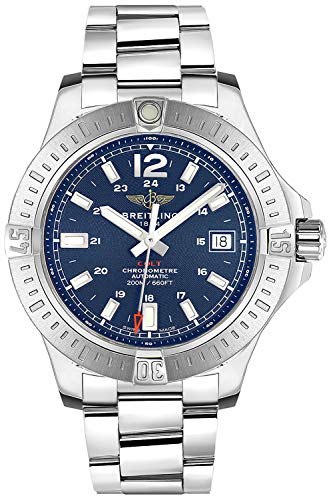 Breitling Colt 41 Automatic Blue Dial Men's Watch A1731311/C934-182A -  Breitling Watches, A1731311/C934/182A
