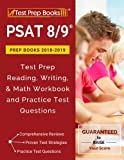img - for PSAT 8/9 Prep Books 2018 & 2019: Test Prep Reading, Writing, & Math Workbook and Practice Test Questions book / textbook / text book