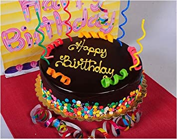 Image Unavailable Not Available For Color Happy Birthday Chocolate Euphoria Cake