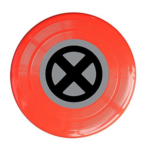 Logog 8 Custom Design Of The X Cool Hero Logo Plastic Disc Red Diameter 23cm