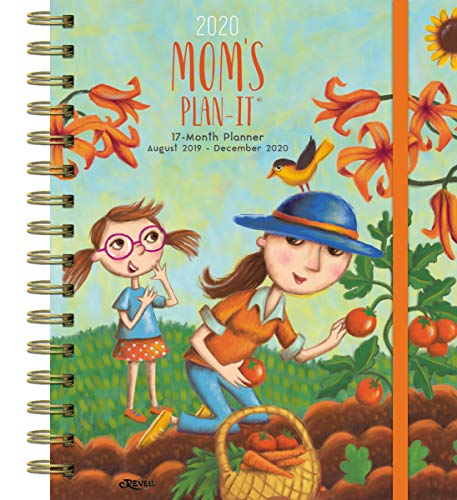 Wells Street by LANG WSBL Mom's 2020 Plan-It Planner (20997081002) Personal Organizer (20997081002)