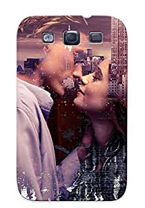 Galaxy S3 Cover Case Design - Eco-friendly Packaging(clary And Jace The Mortal Instruments City Of Bones)