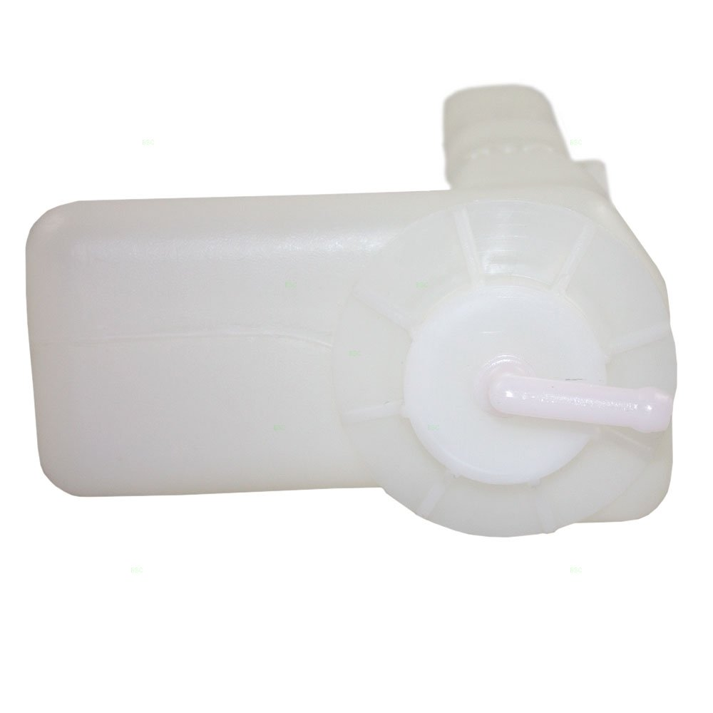 Coolant Overflow Tank Recovery Bottle Expansion Reservoir with Cap Replacement for 92-95 Honda Civic /& 93-97 Civic del Sol 19101P08J00