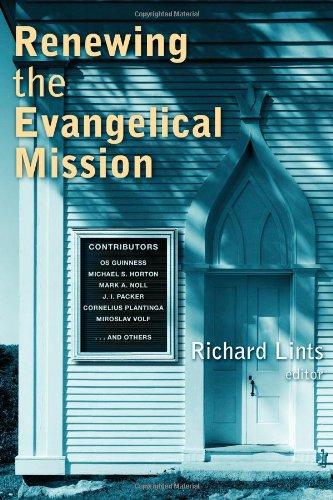 Renewing the Evangelical Mission PDF ePub ebook