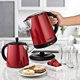SAKI Turkish Tea Maker - 110 V, Electric Tea