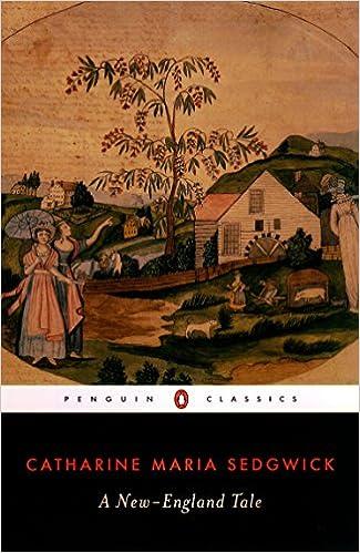 A New-England Tale (Penguin Classics)