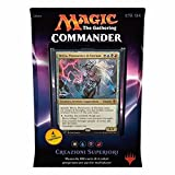 Magic the Gathering Commander 2016 Deck - Invent Superiority (WUBR)