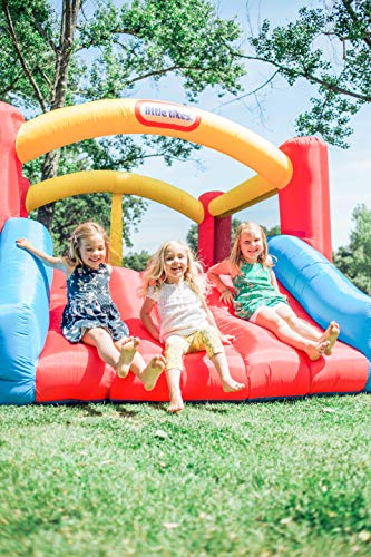 Little Tikes Inflatable Jump 'n Slide Bounce House w/heavy duty blower by Little Tikes (Image #2)