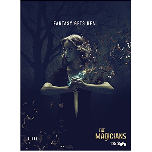 The Magicians movie promo with Stella Maeve as Julia Wicker 8 x 10 Inch Photo (Magicians Wicker Julia The)
