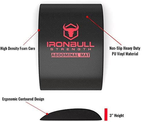 Iron Bull Strength Abdominal Mat