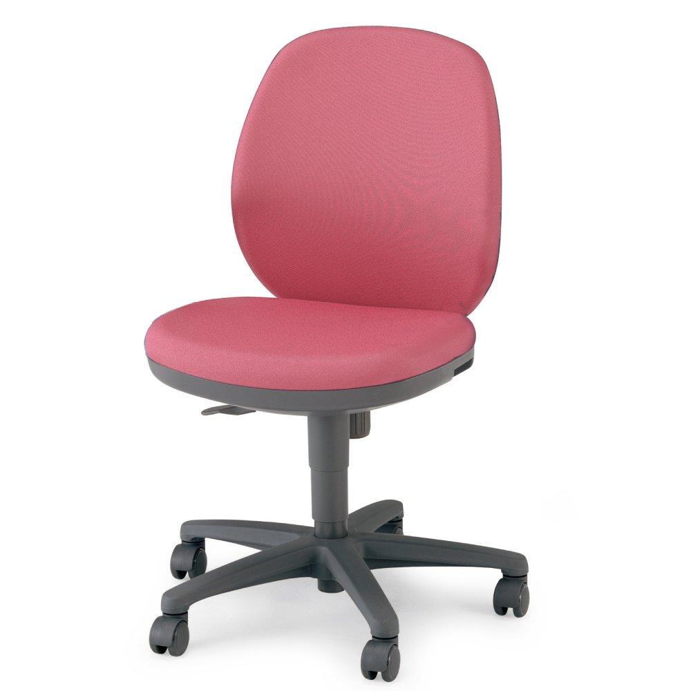 【配送組立設置込】 コクヨ オフィスチェア メディックスチェア2 HCR-G610KR2NN ローバック ピンク B001TUROFY  ピンク