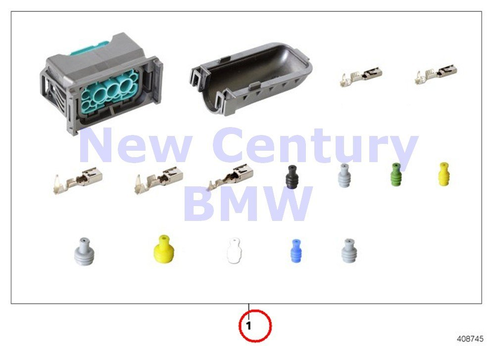 Bmw Wiring Harnes Repair Kit