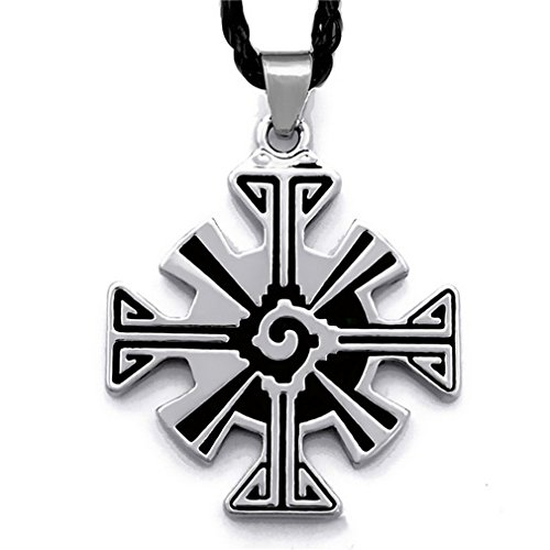 glucky-mens-boys-hunab-ku-mayan-pendant-energy-balance-talisman-black-sun-sigil-mexican-fashion-pend