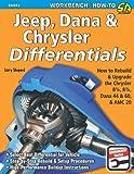 Jeep, Dana & Chrysler Differentials: How to Rebuild & Upgrade the Chrysler 8-1/4, 8-3/4, Dana 44 & 60 & AMC 20