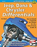 img - for Jeep, Dana & Chrysler Differentials: How to Rebuild the 8-1/4, 8-3/4, Dana 44 & 60 & AMC 20 (Workbench How-to) book / textbook / text book