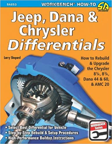 Jeep, Dana & Chrysler Differentials: How to Rebuild the 8-1